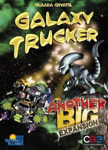 Galaxy Trucker: Another Big Expansion £24.65 delivered @ gameseek.co.uk