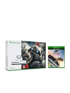 Xbox One S 1T with GoW 4 and Forza Horizon 3 £279.99  @ Very