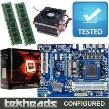 Tekheads AMD FX Eight Core 4.0Ghz CPU / 16GB DDR3 RAM / Gigabyte 970A USB3 SATA3 Motherboard Bundle £289.99 @ tekheads