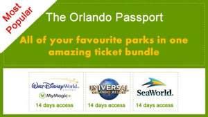 EDIT Price Drop! 2017 ALL Disney 6 Park, Universal 3 Park (Inc Volcano Bay), + Seaworld 3 Park £610 PER PERSON  @ orlandoattractiontickets.co.uk