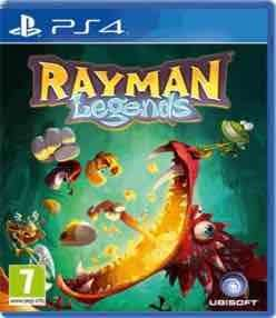 Rayman Legends (PS4) £8.49 Delivered @ GAME
