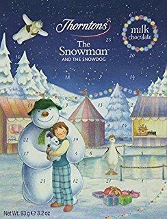 Thorntons Advent Calendars @ Home Bargains - 95p