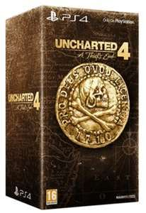 Uncharted 4: A Thief's End Libertalia Collector's Edition £53.99 @ GAME (with code)