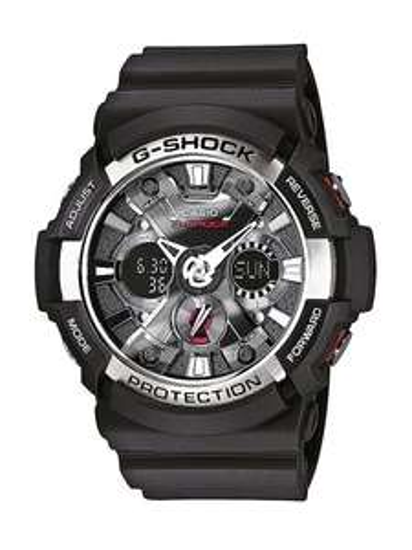 Casio G-Shock G-SHOCK Men's Watch GA-200-1AER @ Amazon with code £56.70