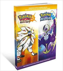 Pokémon Sun & Pokémon Moon: The Official Strategy Guide @ Amazon - £13.79 Delivered