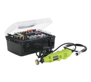 Guild Mini Tool 218 Piece Mini Tool Kit 1/2 PRICE £19.99 WAS £39.99 ARGOS (FREE C+C)
