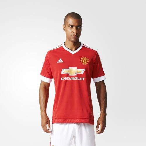 Football Shirts including Man United, Bayern, Real Madrid, Ac Milan £24 @ Adidas