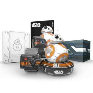 Sphero Star Wars BB-8™ Special Edition Bundle (includes force band) £149.99 @ IWOOT Potential £133.50 with Quidco