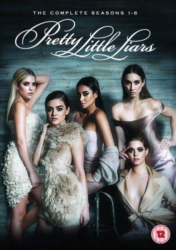 Pretty Little Liars - Season 1-6 [DVD] £29.99 @ Amazon