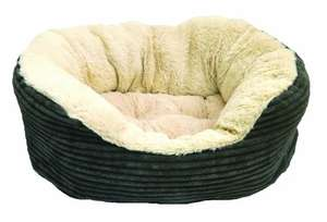 "Large 32"" Plush Dog Bed £18.57 @ Amazon. (Use Prime or add £1.43 to qualify for free delivery. Standard del is £4.75)"