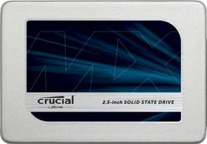 Crucial MX300 525 GB SATA 2.5 Inch Internal SSD £80.49 @ Amazon