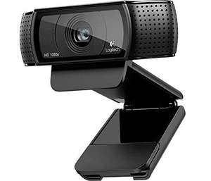 Logitech C920 HD Pro Webcam £29.99 @ Amazon