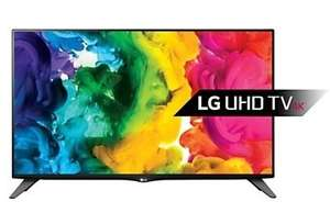 LG 40UH630V (40 inch) Ultra HD 4K LED Television with webOS £283.70 @ Office Nerd