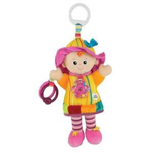 LAMAZE UP TO 40% on SELECTED TOYS -  EMILY £6.20 Prime or £10.19 non prime (usually £12.99) - CHEAPEST I HAVE SEEN! @ Amazon