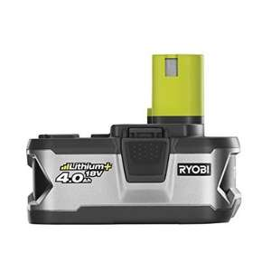 Ryobi RB18L40 ONE+ 4.0 Ah Lithium Battery, 18 V £44.99 Delivered @ Amazon
