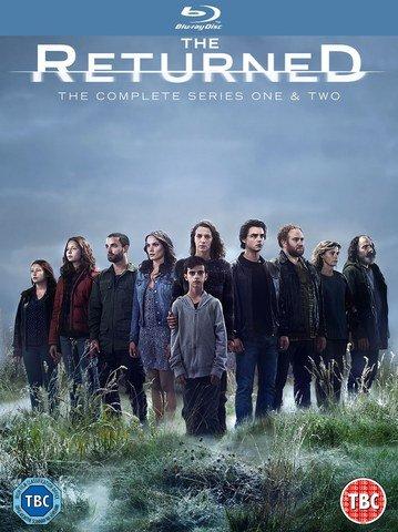 The Returned - Series 1 and 2 Blu-Ray Boxset £12.99 @ zavvi