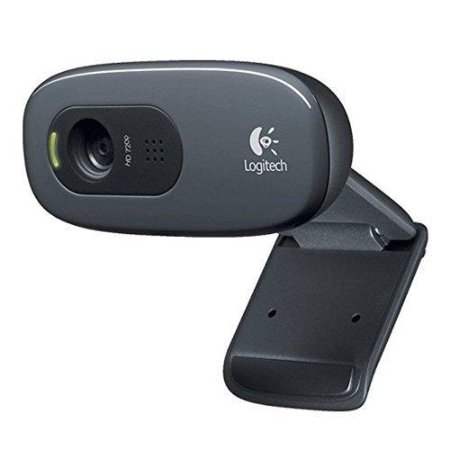 Logitech C270 HD webcam £12.99 (Prime) £16.98 (Non Prime) @ Amazon