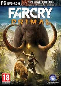 Far Cry Primal PC £13.49 with code CDKEYSCYBER10 @ cdkeys