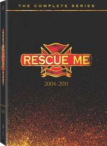Rescue Me: The Complete Series 1-7 REGION 1 DVD Boxset £28.48 including shipping and import fees (set itself has dropped to its lowest ever price of $21.50 on Amazon) @ Amazon.com