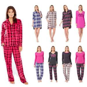 DKNY PJ sets, cardi & leggings sets & nighties 70% off now £15.25 or buy 2 sets for £25.50 plus free delivery @ eBay sold by lingerieoutletstore
