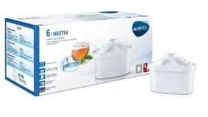 BRITA MAXTRA Water Filter Cartridges - Pack of 6 £13.59 (Prime) £18.34 (Non Prime) with Amazon