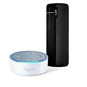 Amazon Echo Dot and UE BOOM 2 Bundle £109.99 @ Amazon