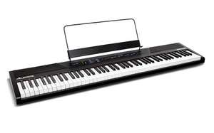 Alesis Recital 88-Key Beginner Digital Piano with Full-Size Semi-Weighted Keys £189.99 @ Amazon