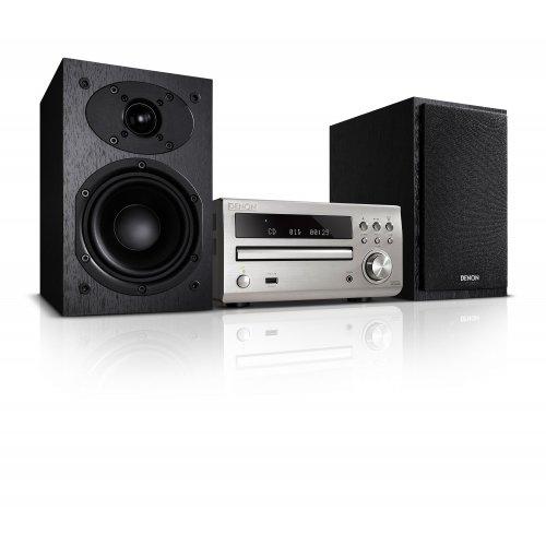 Denon DM39 DAB CD Microsystem with Denon SCM39 speakers bundled £199.99 at Vodafone/Ebay