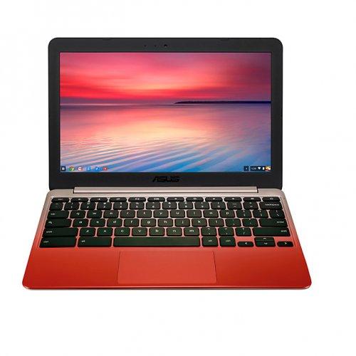 """ASUS Chromebook C201PA, 2GB RAM, 16GB, 11.6"""", Metallic Gold/Red £149 @ John lewis"""