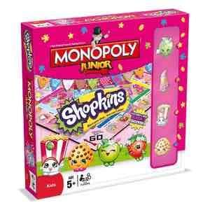 Shopkins Monopoly Junior £13.42 @ IWOOT (Using code)