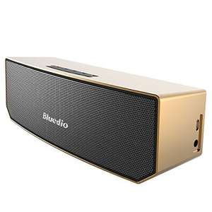 Bluedio BS-3 £17.99 prime / £22.74 non prime Sold by Bluedio and Fulfilled by Amazon - Lightning Deal