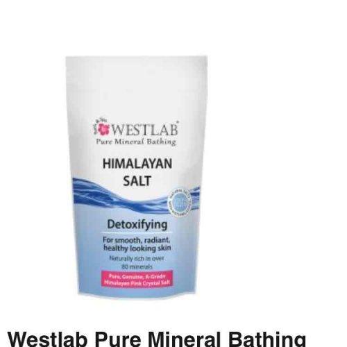 Asda 1kg Himalayan bath salts £2.50