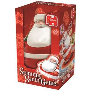 Spinning Santa Game by Jumbo £1.99 @ Home Bargains (instore)
