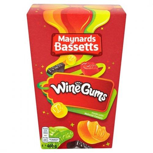 Maynards Wine Gums / Bassetts Jelly Babies 460G Half Price £1.50 @ Tesco