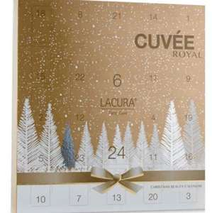 Cuvée beauty advent calendar - 24 premium face care samples £4.99 @ Aldi instore - Blackpool