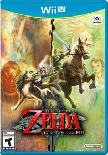 Wii U games reduced. Mario Kart 8, Zelda Twilight Princess £12.50 @ Tesco instore