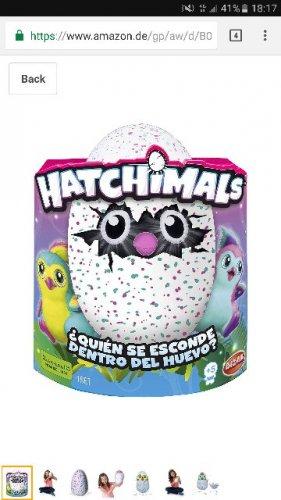 Hatchimal version 2 green/pink £67.80 @ Amazon.de