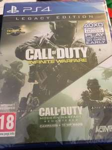 COD IW Legacy Edition {PS4/XB1} (includes bonus Terminal Map and Zombies)  £47.85 @ simply games