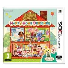 Animal Crossing Happy Home Designer (3DS) £10 @ Tesco Groceries