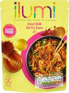 Ilumi Gluten & Milk Free Sweet Chilli Stir Fry Sauce (200g) was £2.40 now £1.00 @ Morrisons