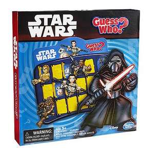 Hasbro Guess Who Star Wars Edition £5.66 The Entertainer Online + £3.95 postage or C&C over £10