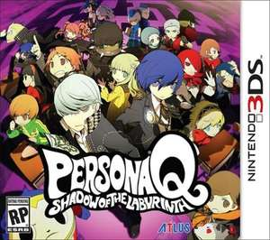 Persona Q Shadow of the Labyrinth. £15.29 (with 15% mynintendo discount) 3ds eshop.