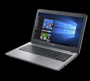 "Acer Aspire F 15 Notebook F5-573 Silver Intel® Core™ i5-7200U (15.6"") Full HD (1920 x 1080) 8 GB 256 GB SSD £424.99 @ Acer UK"