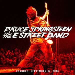 Bruce Springsteen - Official Live Downloads 50% off from $4.98 per show