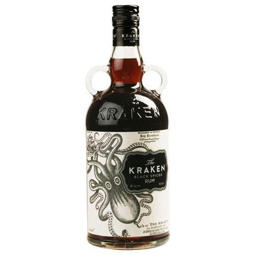 Kraken Black Spiced Rum 70cl - Lightning Deal @ Amazon (Prime)