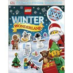 Lego Winter Wonderland sticker book £3.85 at Tesco Direct (Free C&C)