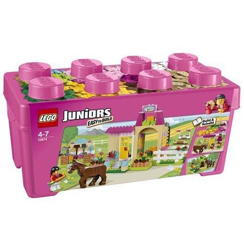LEGO Juniors 10674: Pony Farm. Amazon - Prime Only deal £17