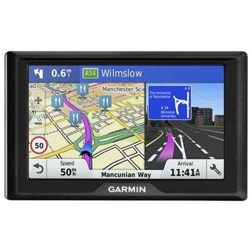 Garmin Drive 50 World Travel Edition LMT £79.99 @ Tesco
