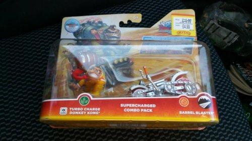 skylanders superchargers Donkey Kong combo pack - £4.99 @ Smyths Toys