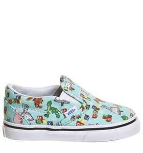 Selected Kids Vans Toy Story 20% off at Office. Plus other shoes too.